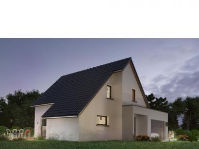 Maison neuve  à  Schirmeck (67130)  - 295100 € * : photo 1
