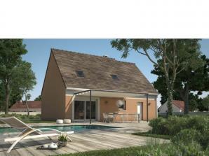 Maison neuve à Orry-la-Ville (60560)<span class='prix'> 276547 €</span> 276547