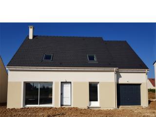 Visitez une maison neuve de 105m² les 16 et 17 mars près de DREUX (28)