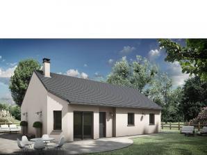 Maison neuve à Angerville-la-Campagne (27930)<span class='prix'> 165500 €</span> 165500