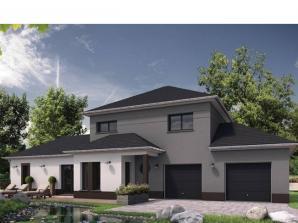 Maison neuve à Angerville-la-Campagne (27930)<span class='prix'> 296700 €</span> 296700