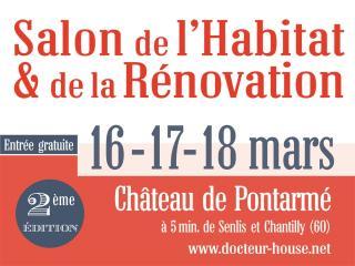 Salon de l'Habitat et de la Rénovation de PONTARME (60) du 16 au 18 mars
