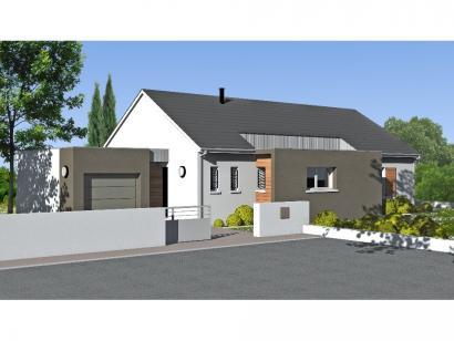 Modèle de maison IMAGINE 2 3 chambres  : Photo 1