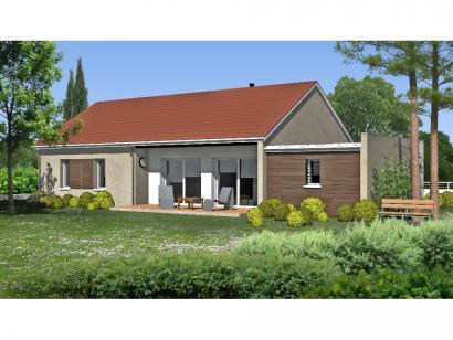 Modèle de maison IMAGINE 2 3 chambres  : Photo 2
