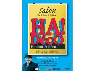 Salon de l'Habitat de Beauvais (60) du 23 au 25 mars