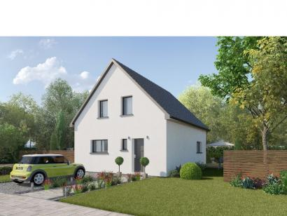 Maison neuve  à  Hilsenheim (67600)  - 194000 € * : photo 1