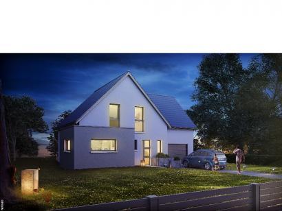 Maison neuve  à  Hilsenheim (67600)  - 219800 € * : photo 1
