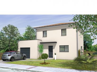 Maison neuve  à  La Poitevinière (49510)  - 170549 € * : photo 1