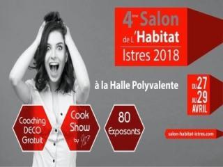 4ème salon de l'Habitat à Istres