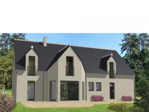 Maison neuve à Saint-Cyr-sur-Loire (37540)<span class='prix'> 417000 €</span> 417000