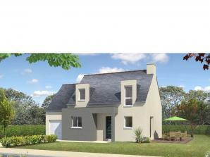 Maison bretonne revisitée à Vannes
