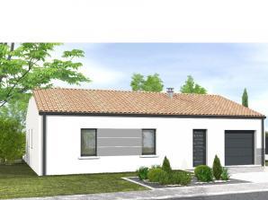 Maison neuve à La Barre-de-Monts (85550)<span class='prix'> 185534 €</span> 185534