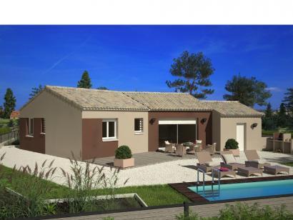 Maison neuve  à  La Roche-sur-Yon (85000)  - 187100 € * : photo 2