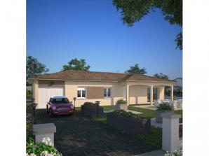 Maison neuve à Saint-Didier-sur-Chalaronne (01140)<span class='prix'> 176900 €</span> 176900