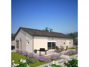 Maison neuve à Crottet (01290)<span class='prix'> 165000 €</span> 165000