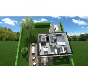 Maison neuve à Cappelle-Brouck (59630)<span class='prix'> 195000 €</span> 195000