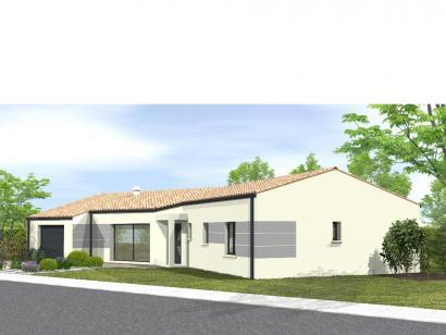 Maison neuve  à  Saint-Hilaire-de-Riez (85270)  - 300940 € * : photo 1