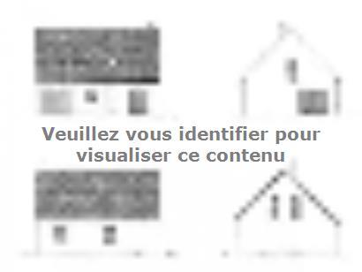 Plan de maison SM_ETG 4 chambres  : Photo 3
