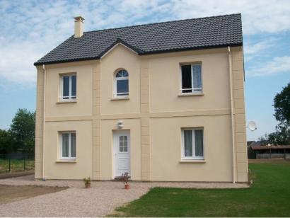 Modèle de maison SM_R+1 4 chambres  : Photo 1