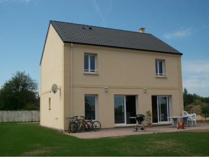 Modèle de maison SM_R+1 4 chambres  : Photo 2