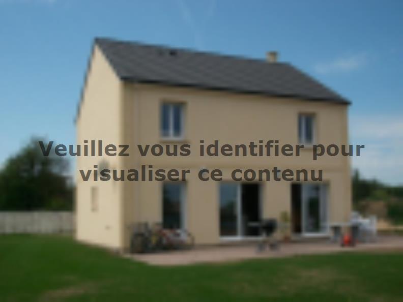 Modèle de maison SM_R+1 : Vignette 2