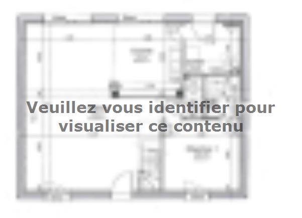 Plan de maison SM_R+1 : Vignette 1