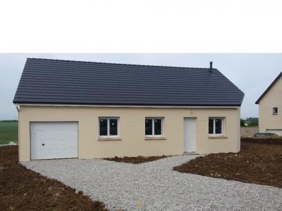 Modèle de maison SM_PLP 3 chambres  : Photo 1