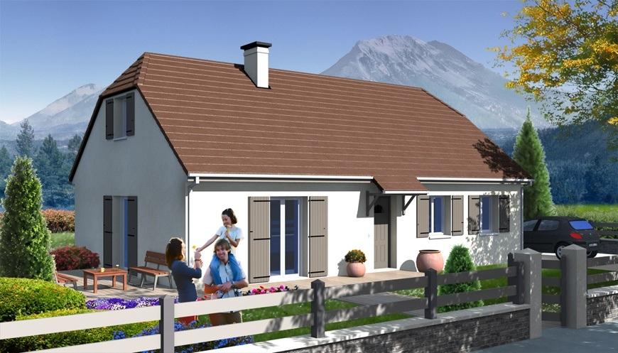 Nos réalisations de maisons familiales