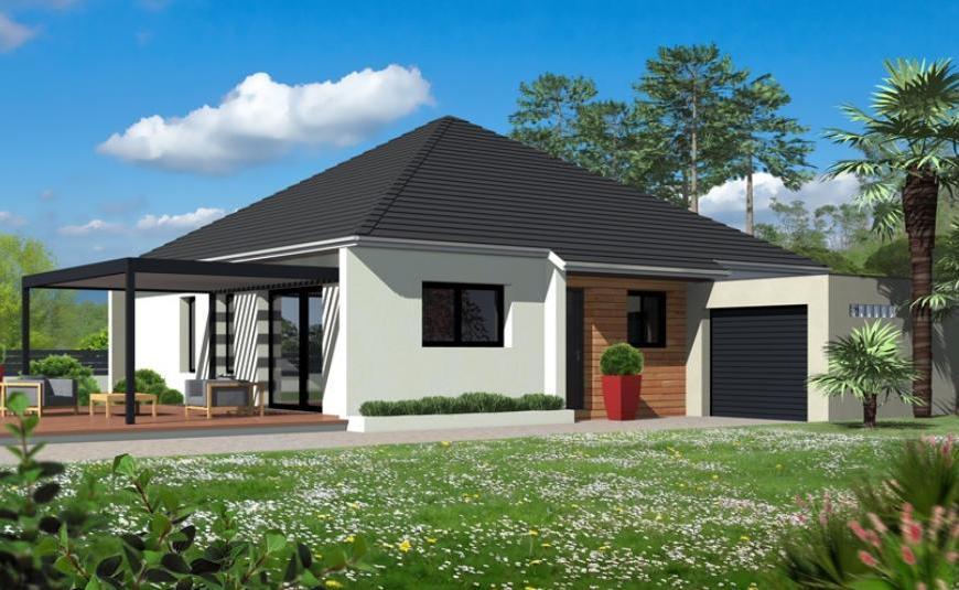 Nos réalisations de maisons design
