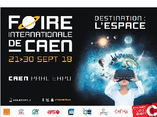 Foire Internationale de Caen du 21 au 30/09/2018