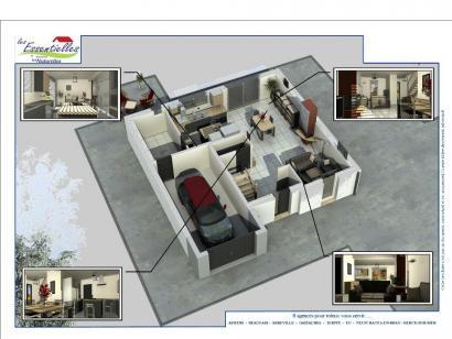 Modèle de maison PERSEUS 3 chambres  : Photo 2