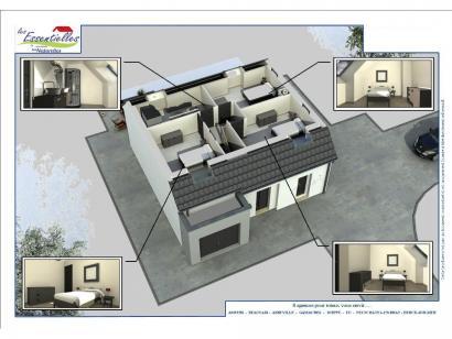 Modèle de maison PERSEUS 3 chambres  : Photo 3