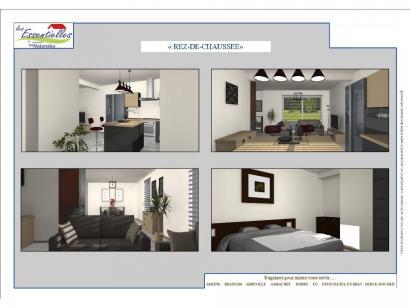 Modèle de maison HYDRA 1 chambre  : Photo 3