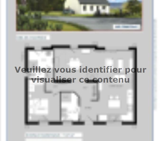 Plan de maison HYDRA : Vignette 1