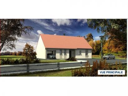 Modèle de maison CENTAURE 3 chambres  : Photo 1
