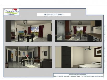 Modèle de maison CENTAURE 3 chambres  : Photo 4