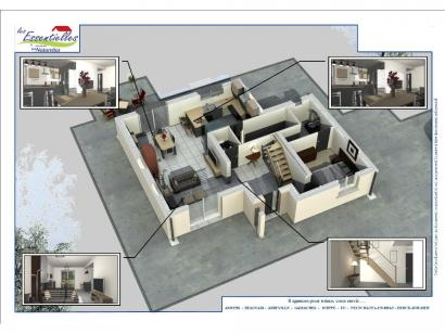 Modèle de maison CEPHEE 4 chambres  : Photo 3