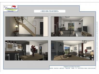 Modèle de maison CASSIOPEE 4 chambres  : Photo 4