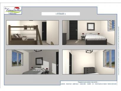 Modèle de maison CASSIOPEE 4 chambres  : Photo 5