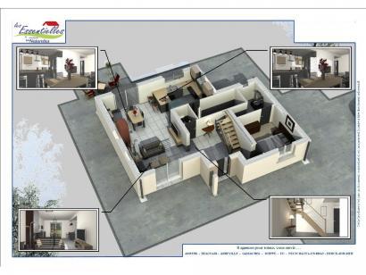 Modèle de maison PERSEE 4 chambres  : Photo 2