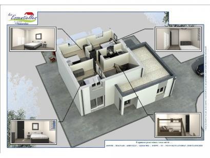 Modèle de maison PERSEE 4 chambres  : Photo 3