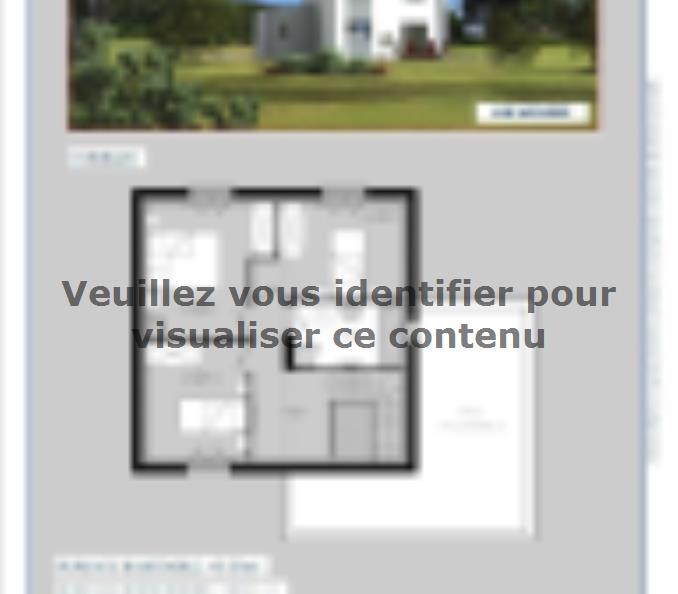 Plan de maison PERSEE : Vignette 2