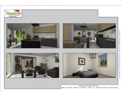 Modèle de maison L'OCTANT 3 chambres  : Photo 3