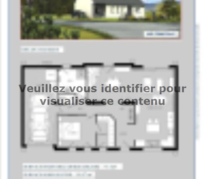 Plan de maison ANDROMEDE : Vignette 1