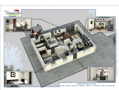 Modèle de maison ORION 3 chambres  : Photo 2