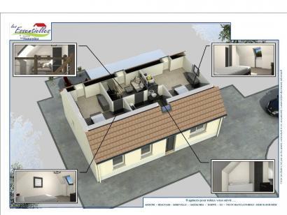 Modèle de maison ORION 3 chambres  : Photo 4