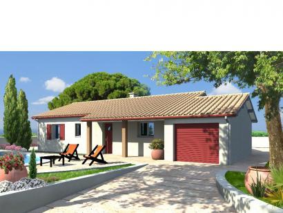 Modèle de maison FARANDOLE 3 chambres  : Photo 1