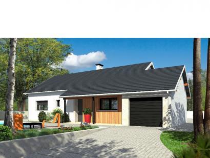 Modèle de maison FARANDOLE 2 3 chambres  : Photo 1