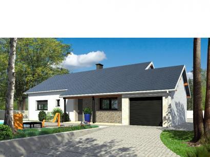 Modèle de maison FARANDOLE 2 3 chambres  : Photo 3