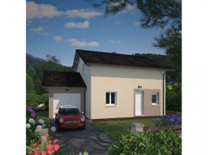 Maison neuve à Arbin (73800)<span class='prix'> 321000 €</span> 321000